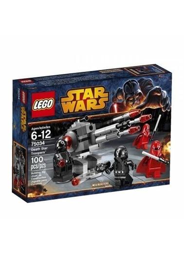 Lego Lego Star Wars 75034 Ölüm Yıldızı Askerleri Renkli